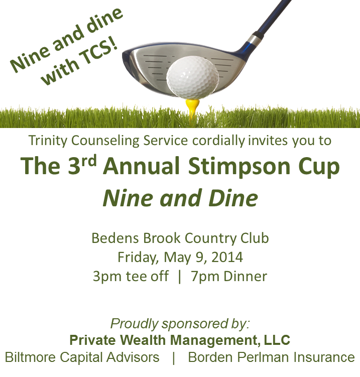 Join us for the 3rd Annual Stimpson Cup!